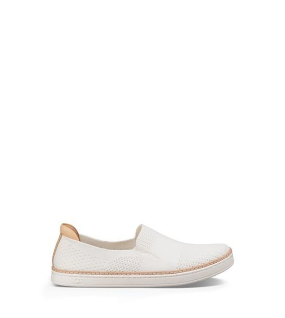 UGG Rooney Womens Shoes White 10