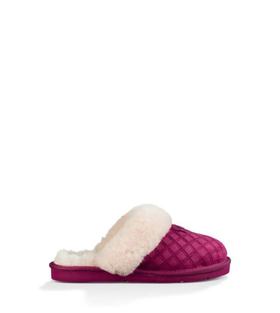 UGG Cozy Double Diamond  Slippers Lonely Hearts 4