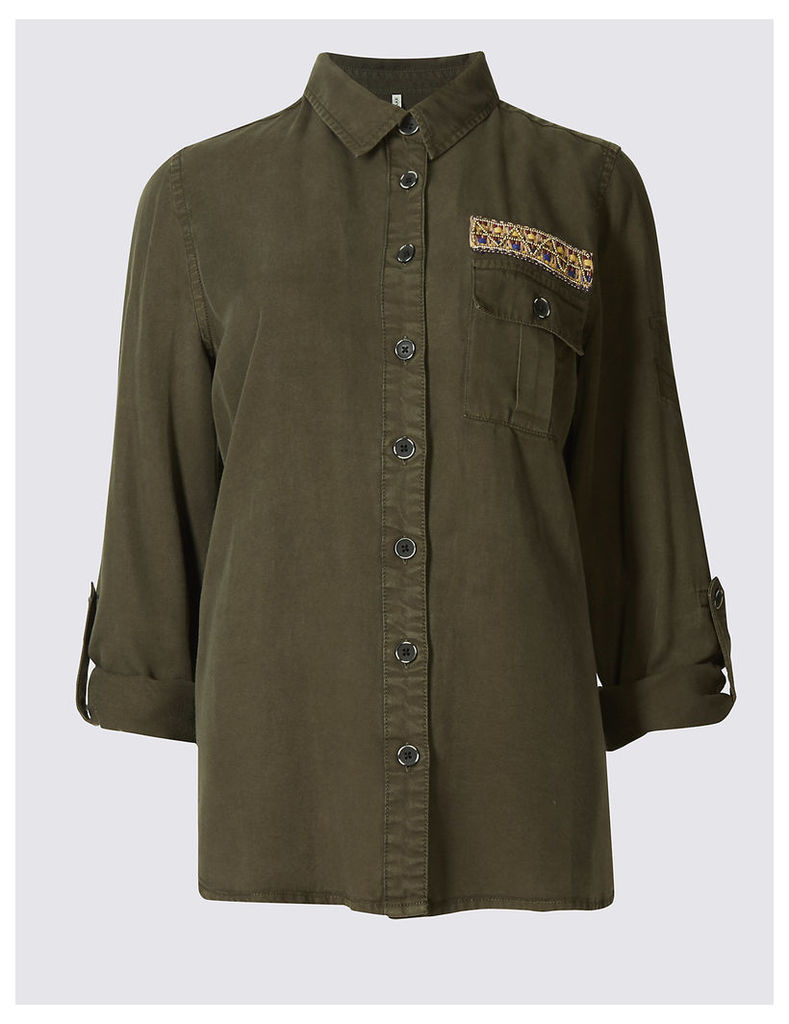 Limited Edition Utility Long Sleeve Shirt