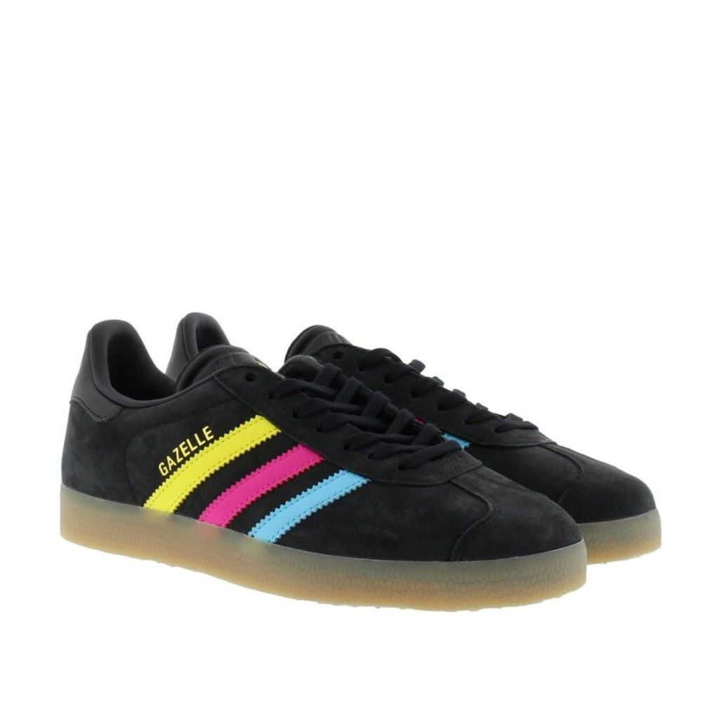 adidas Originals Sneakers - Gazelle Sneaker Black Multicolor - in black - Sneakers for ladies