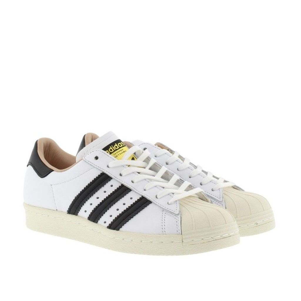 adidas Originals Sneakers - Superstar 80s Sneaker White / Black - in white - Sneakers for ladies