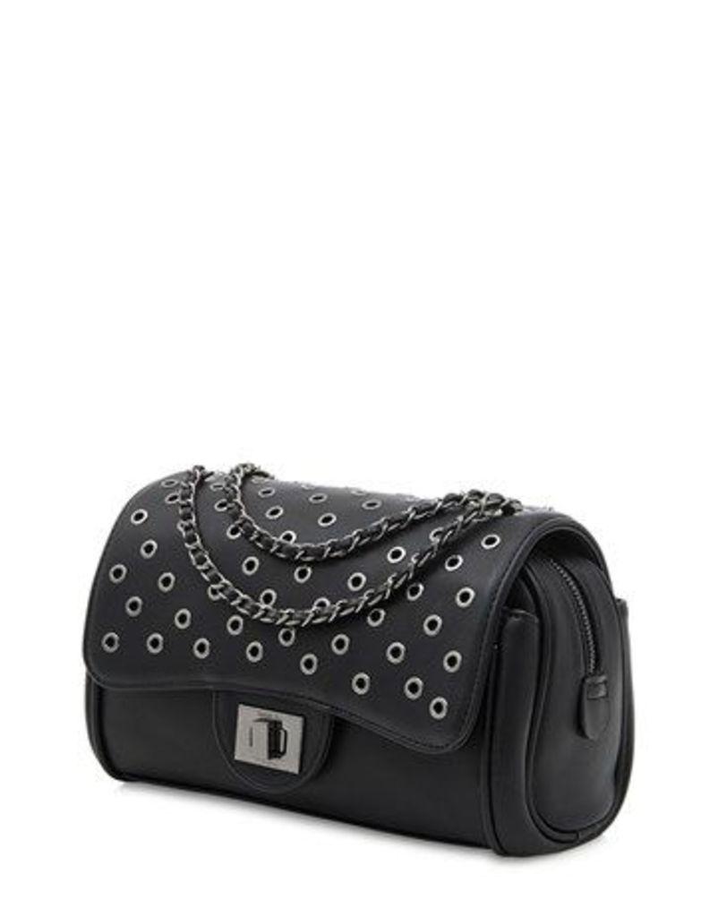 Marc B Handbag With Cross Body Chain