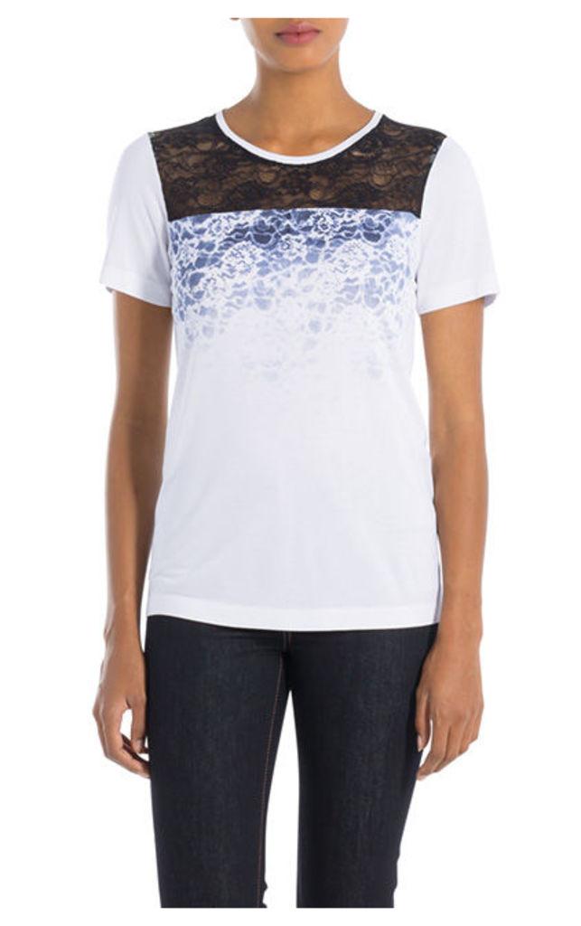 ESCADA SPORT T-Shirt Eshora White