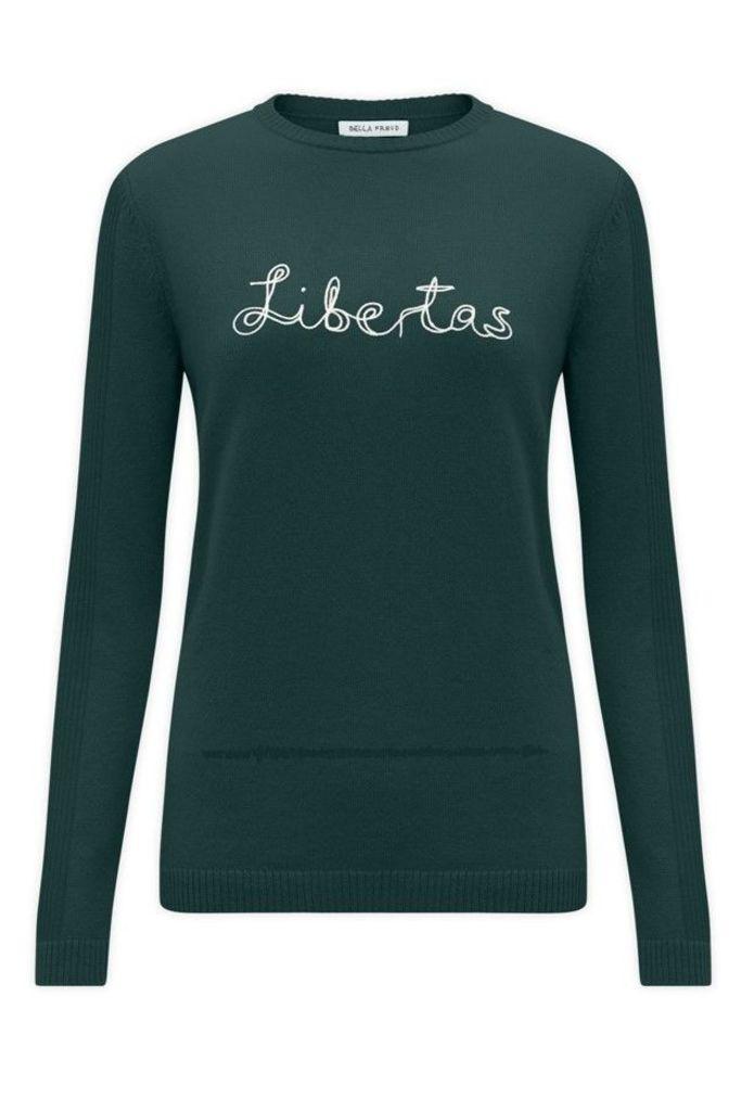 Libertas Chain Stitch Jumper