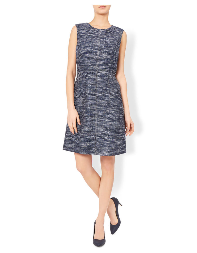 Clover Tweed Dress