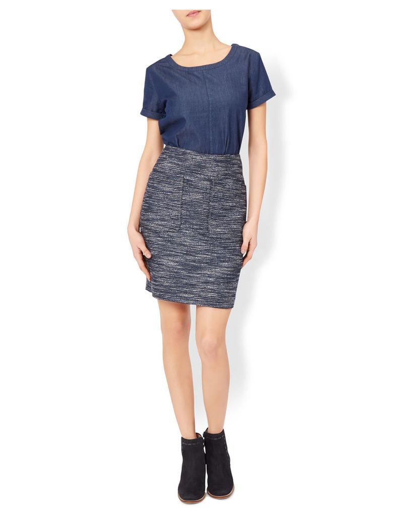 Clover Tweed Pelmet Skirt