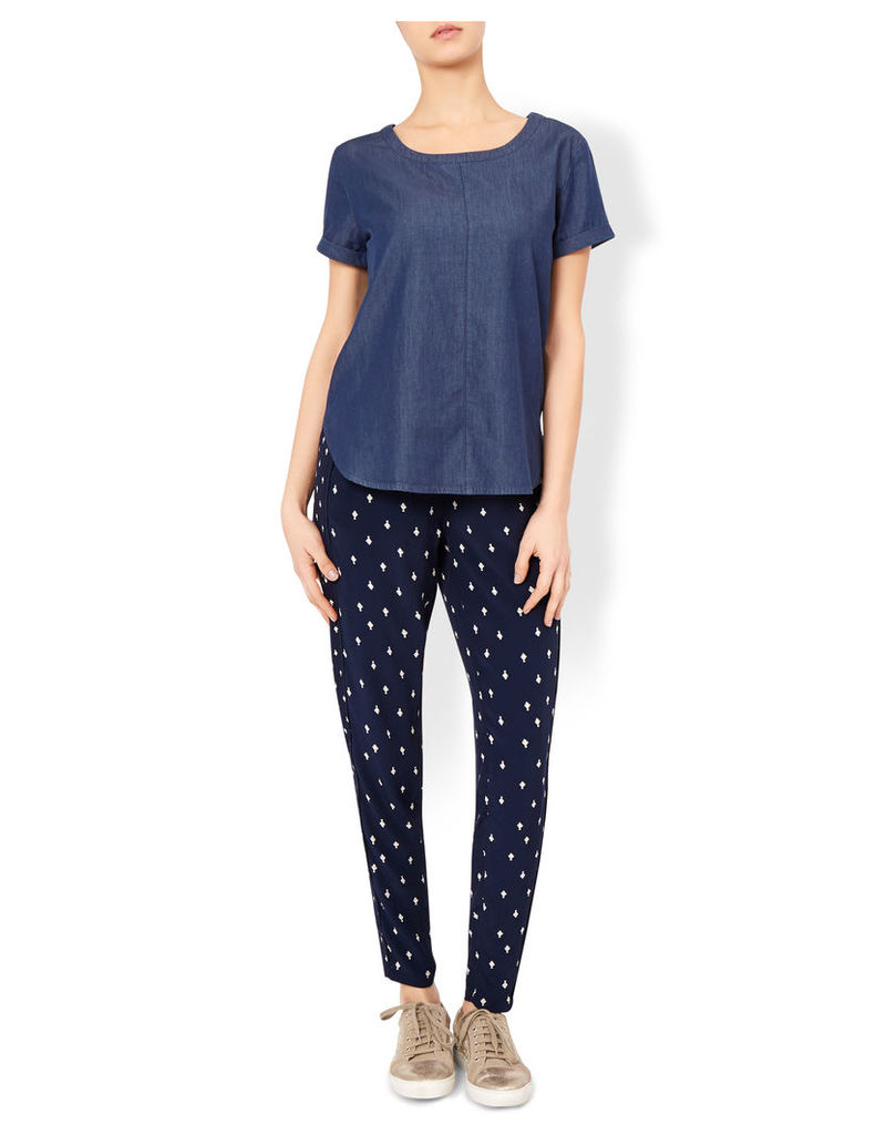 Laura Printed Trousers