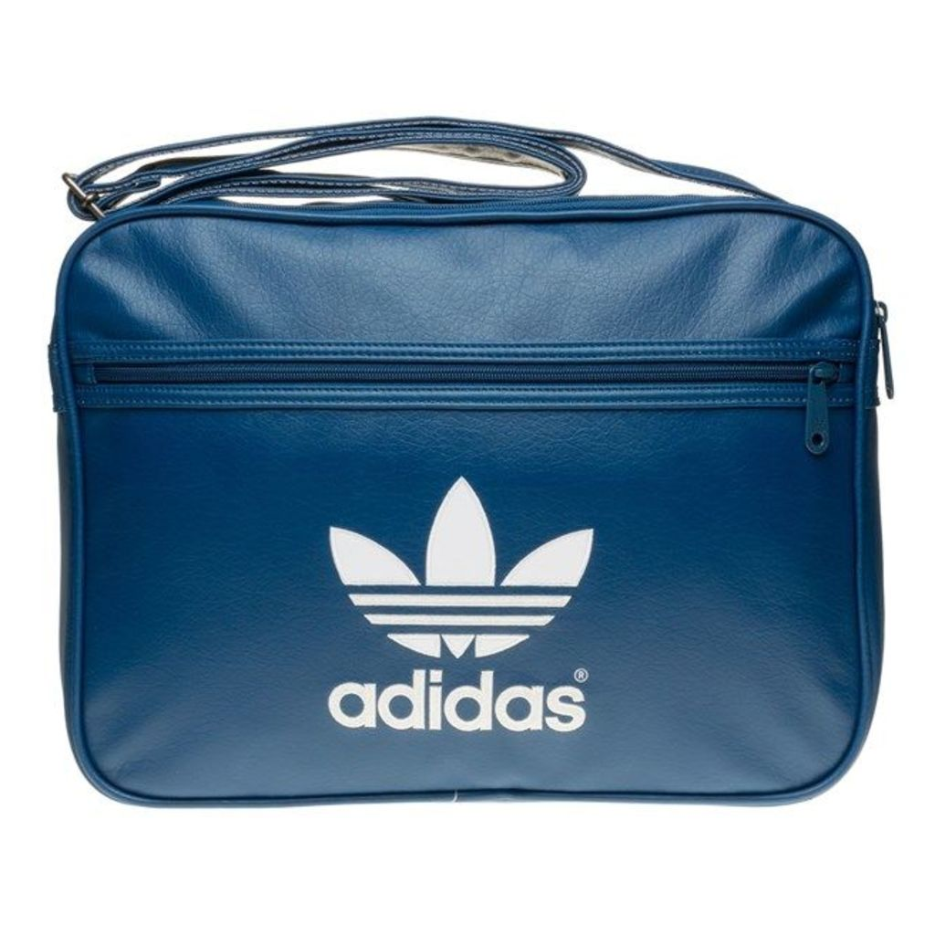 adidas Airliner, Blue/White