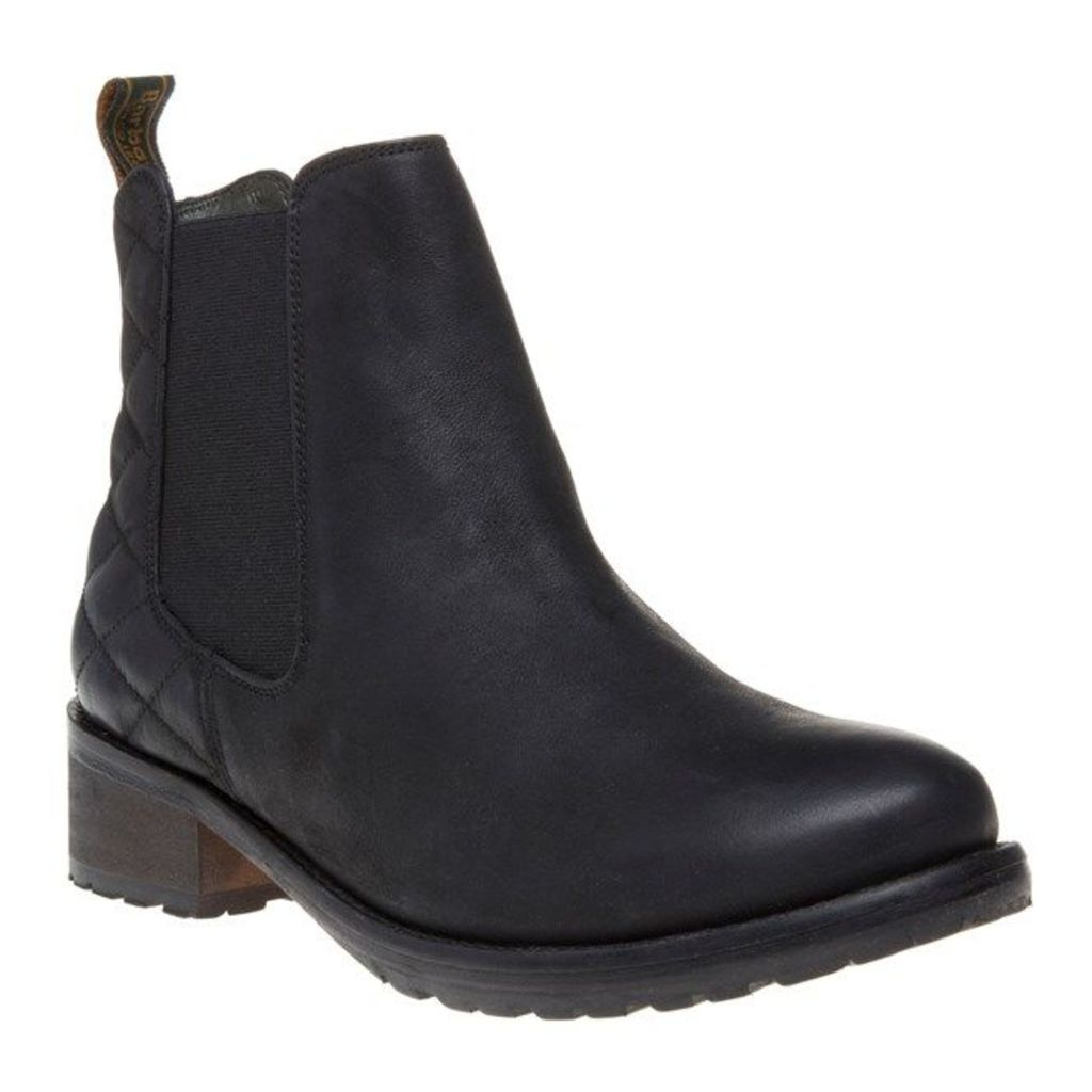 Barbour Caveson Boots, Black