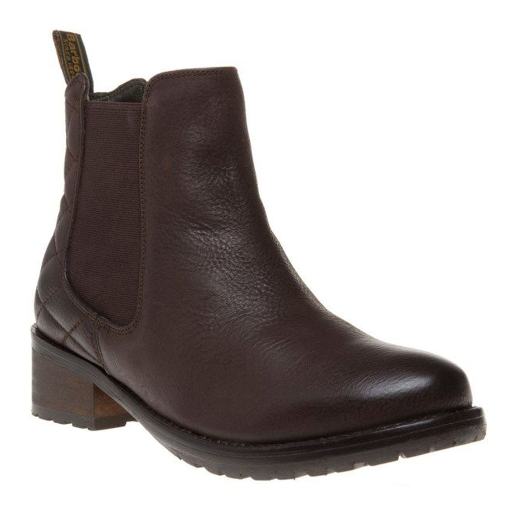 Barbour Caveson Boots, Brown