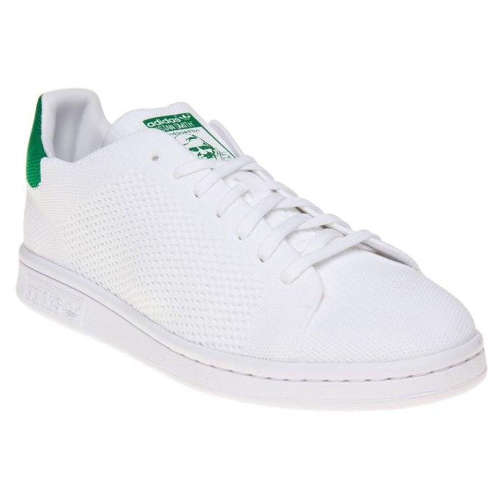 adidas Stan Smith Og Primeknit Trainers, White/Green