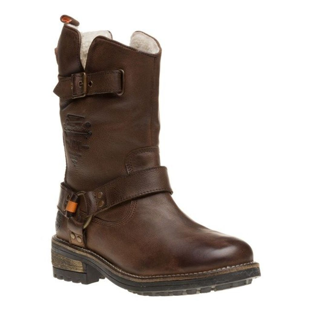 Superdry Tempter Boots, Brown