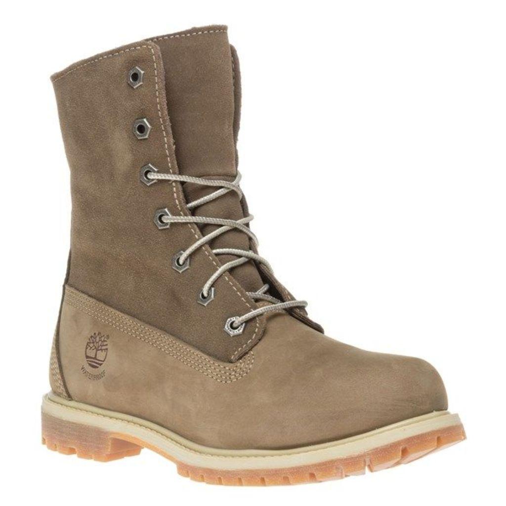 Timberland Teddy Fleece Boots, Taupe