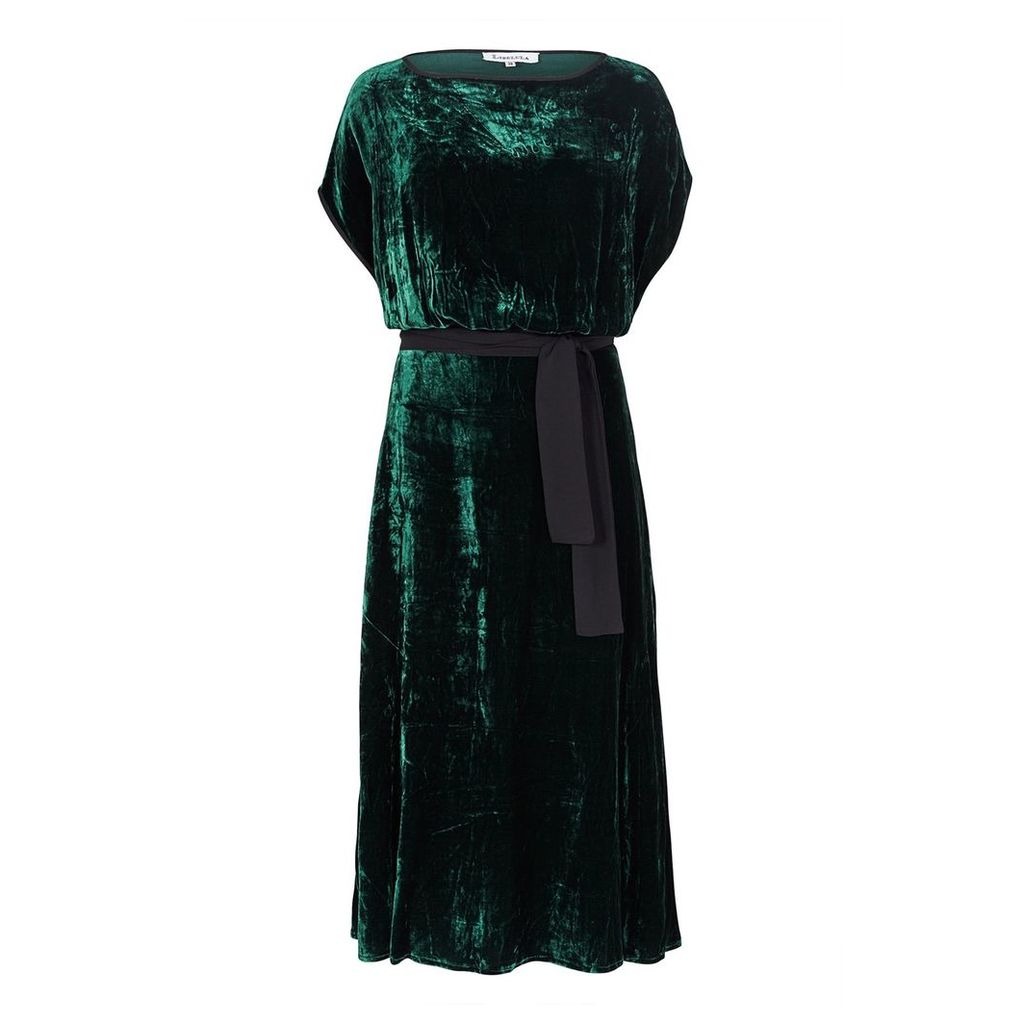 Libelula - Cosrob Dress Green Velvet