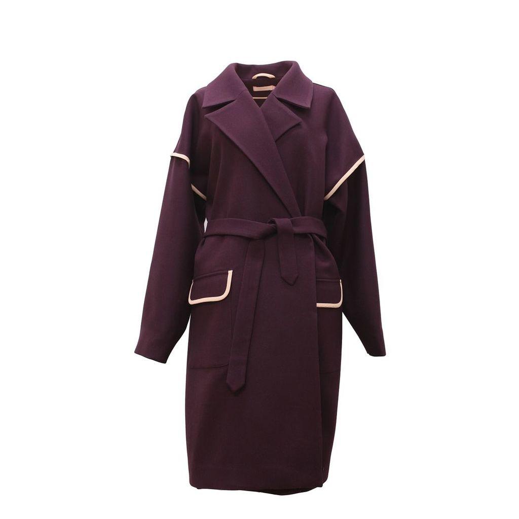Tomcsanyi - Medi Oversized Wool Coat