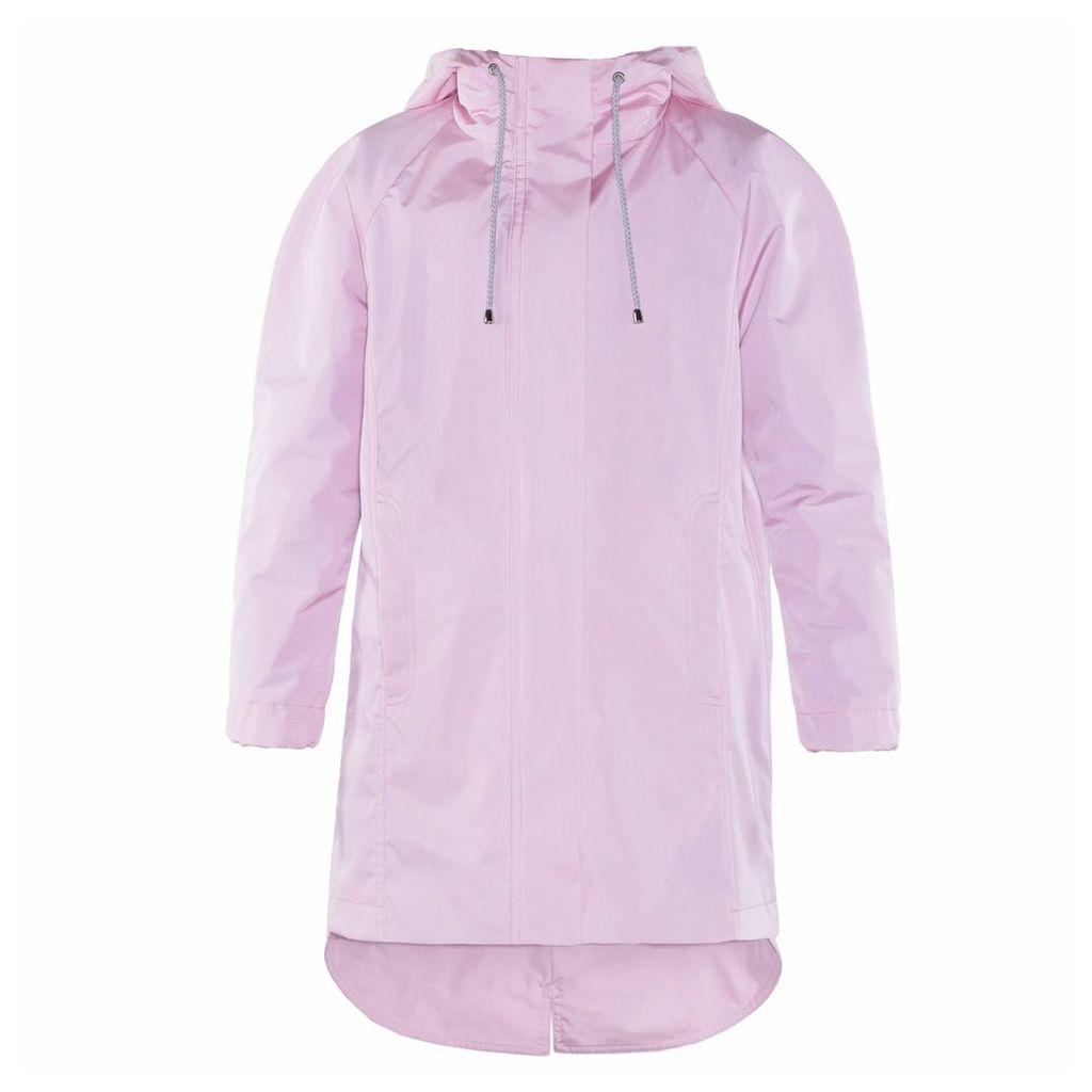Ducktail Raincoats - Children's Light Pink Tail Raincoat