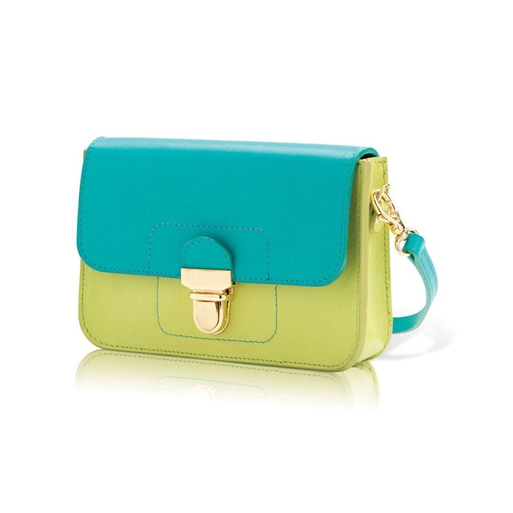 JUREKKA - Newschool Aquatic & Anise Green Mini Bag