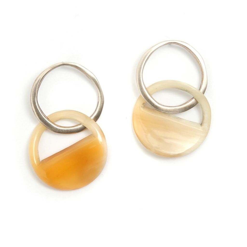 Ellapolo - Moon Earrings