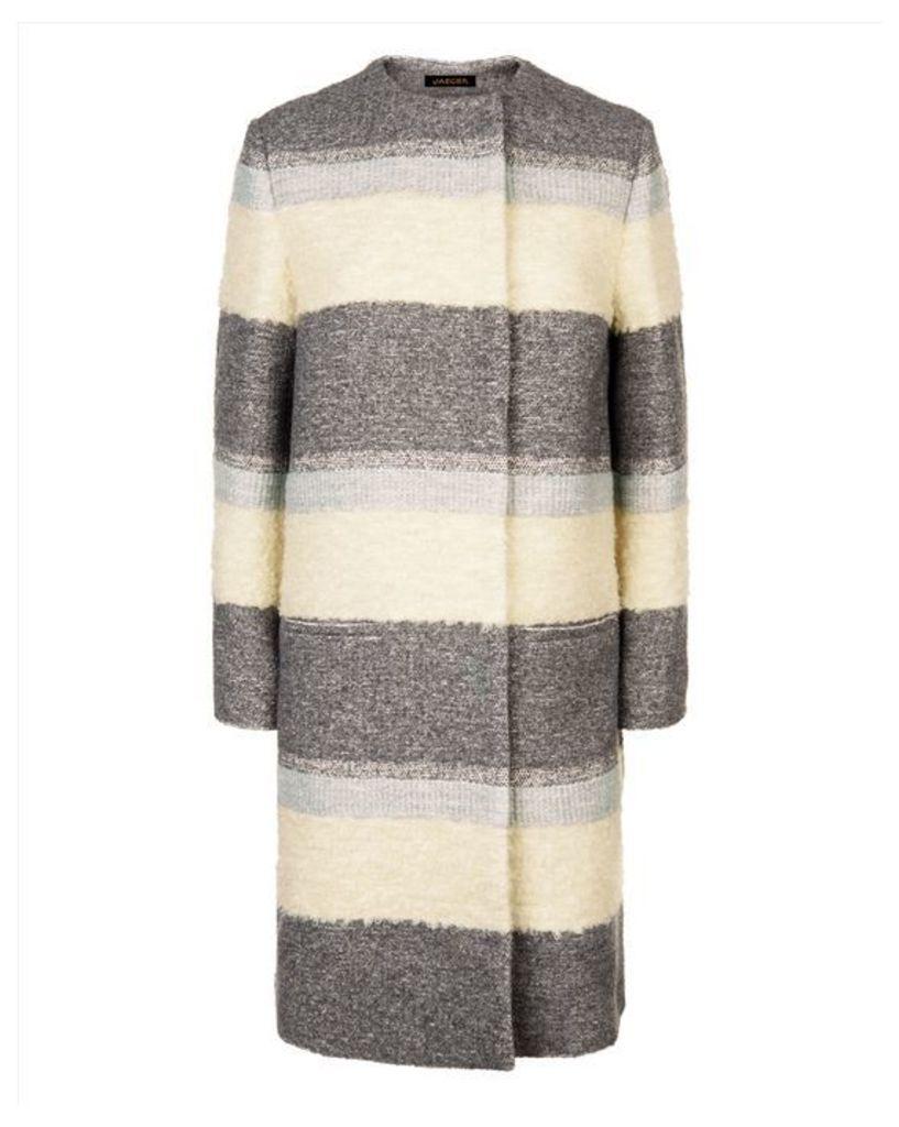 Multi-Textured Coat