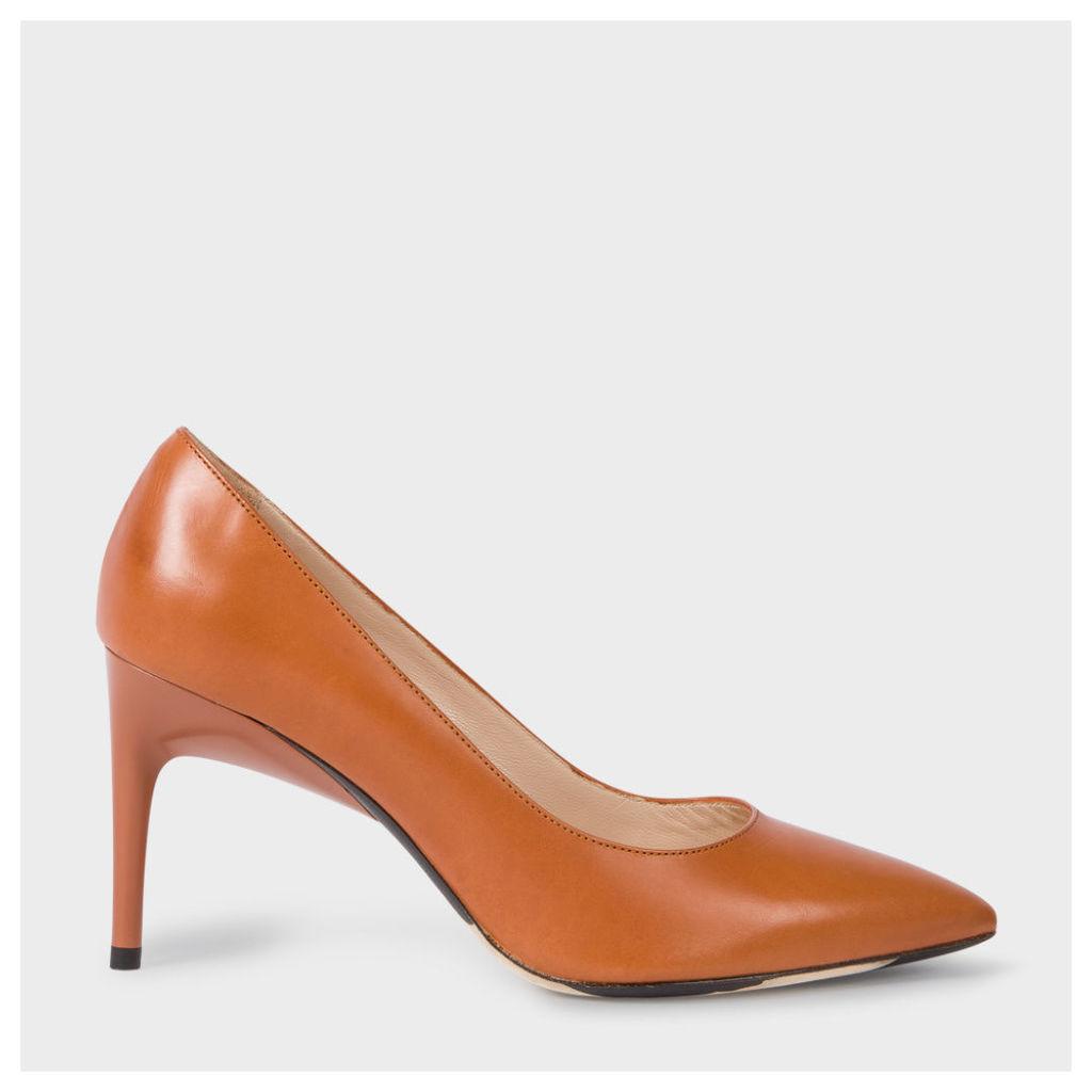 Women's Tan Leather 'Ellis' Shoes