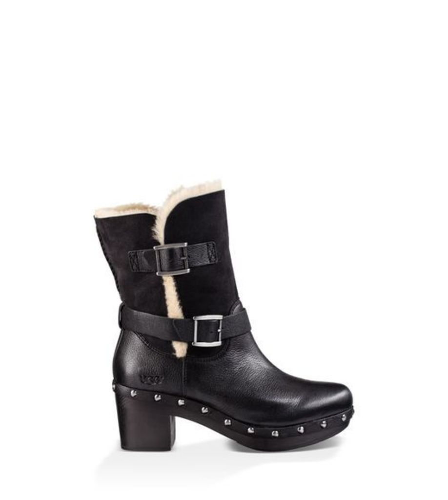 UGG Brea Womens Boots Black 7