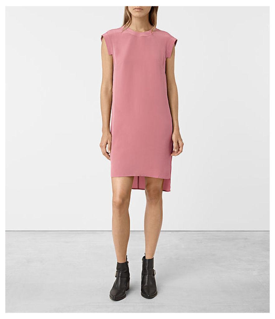 Tonya Silk Dress