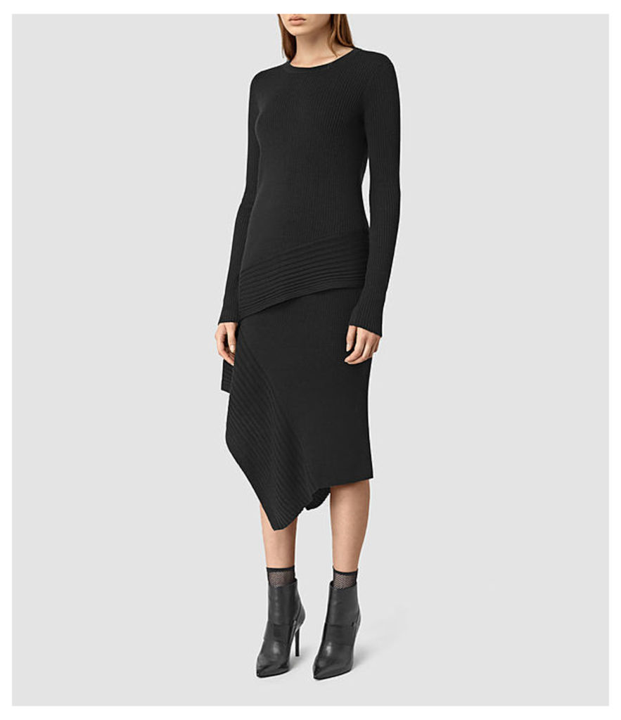 Keld Merino Skirt