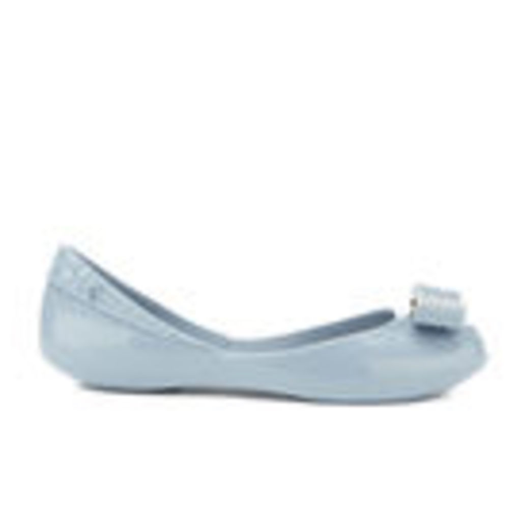 Jason Wu for Melissa Women's Queen Croc Ballet Flats - Sky - UK 5