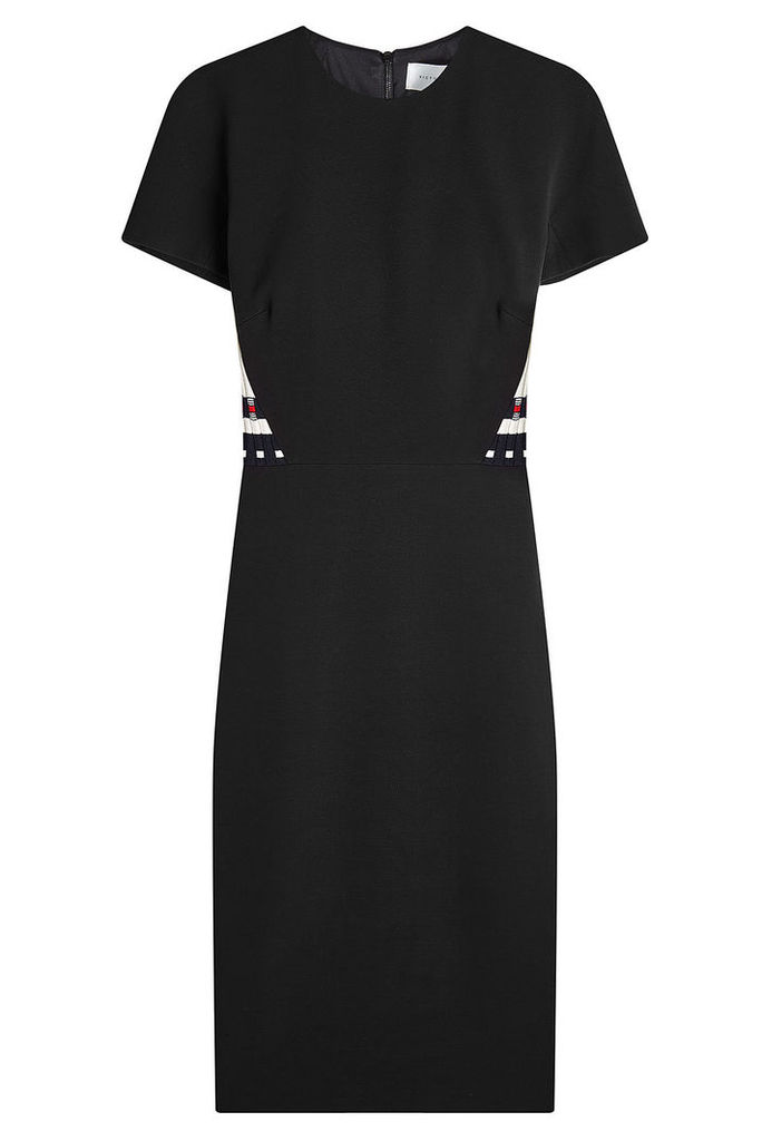 Victoria Beckham Wool-Silk Dress