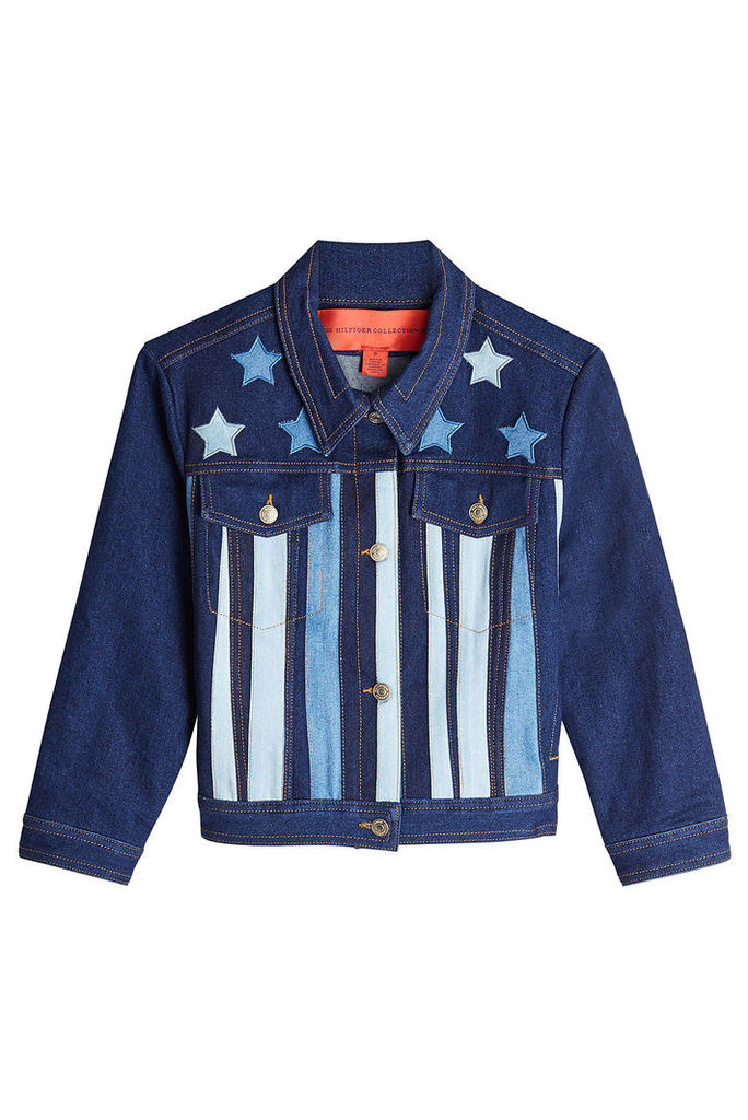 Hilfiger Collection Patched Denim Jacket