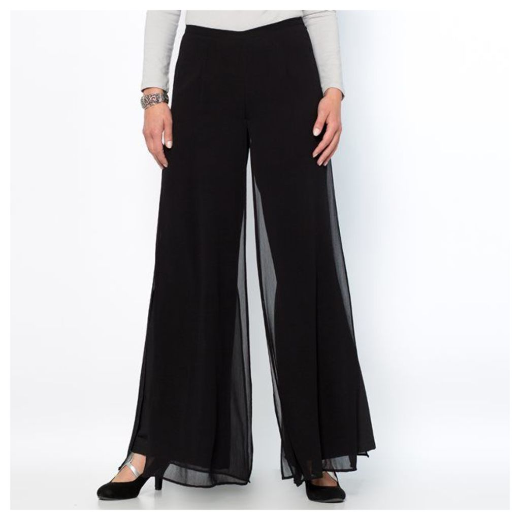 Panelled Trousers