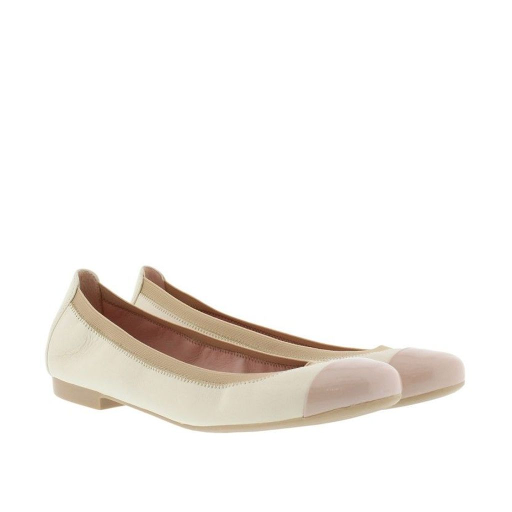 Pretty Ballerinas Ballerinas - Shirley Ballerina Leather/Patent Shade Rose - in rose - Ballerinas for ladies
