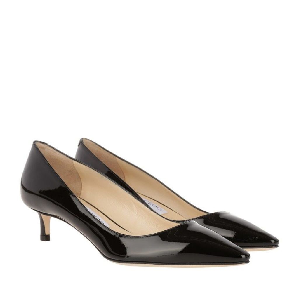 Jimmy Choo Pumps - Romy 40 Kitten Heel Pumps Black - in black - Pumps for ladies