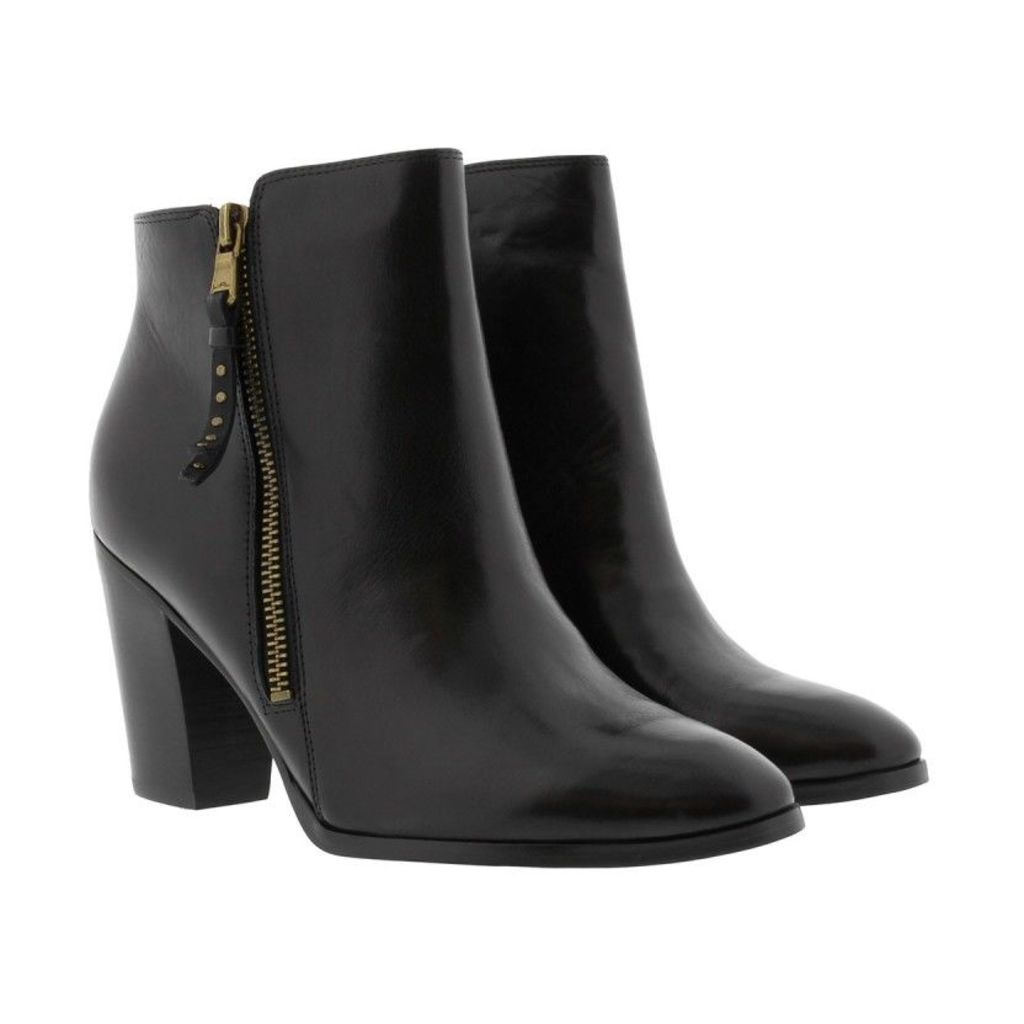 Lauren Ralph Lauren Boots & Booties - Fahari Booties Black - in black - Boots & Booties for ladies