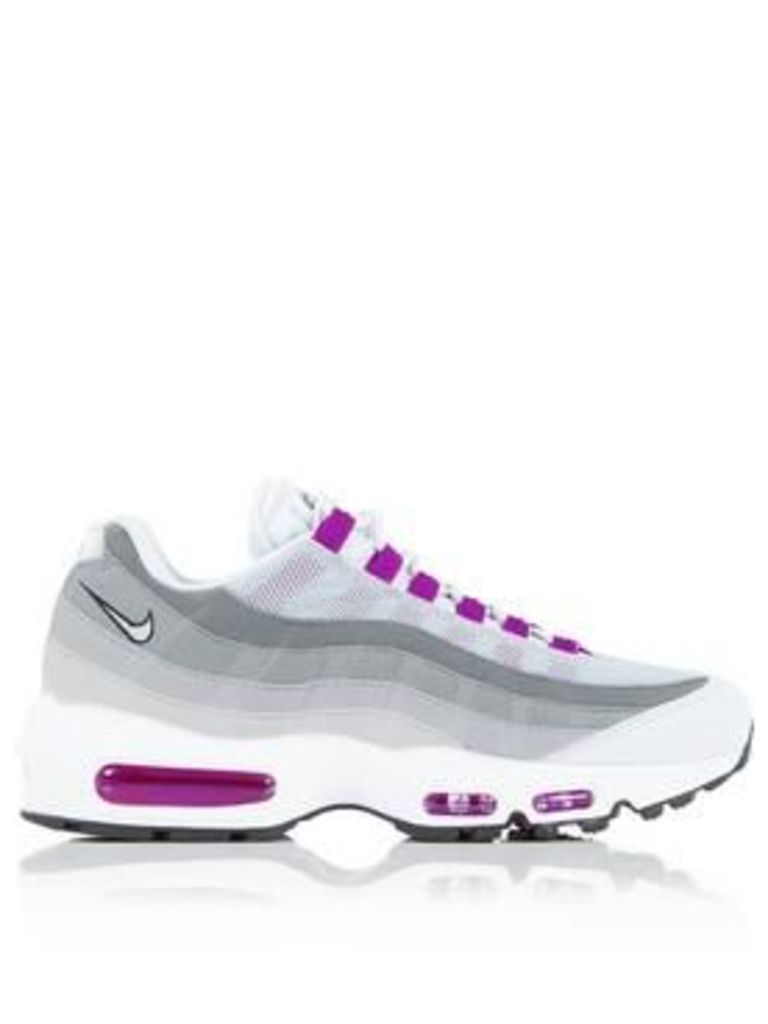 Nike Air Max 95 Trainers - Grey