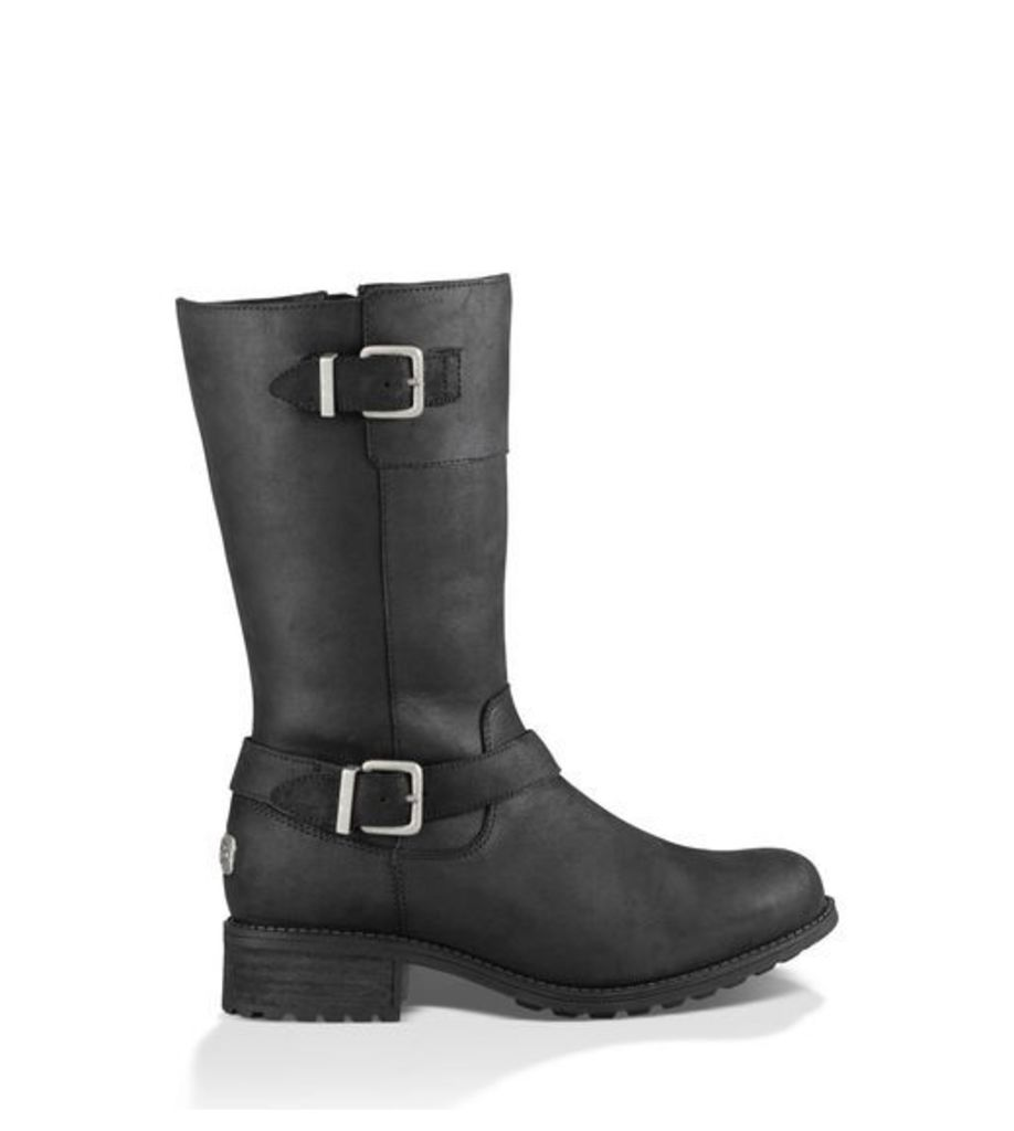 UGG Tisdale Womens Boots Black 3
