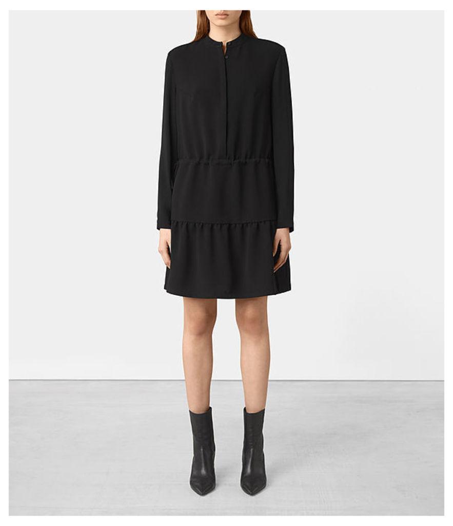 Lin Sleeve Dress