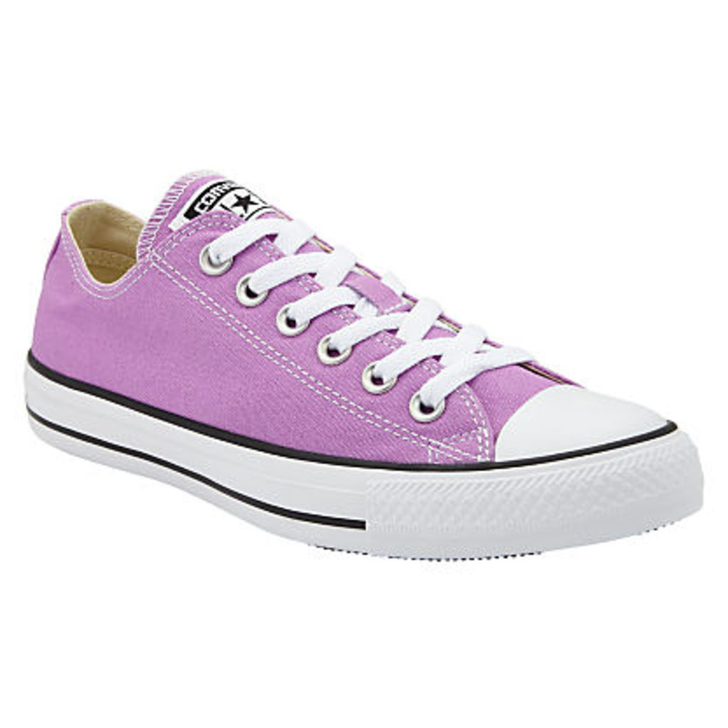 Converse Chuck Taylor All Star Canvas Ox Low-Top Trainers