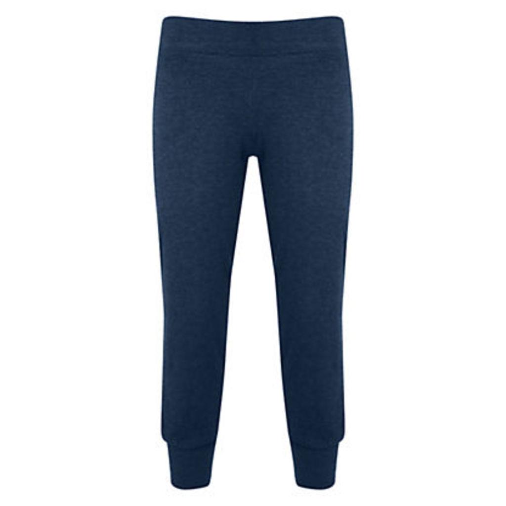 Manuka Awakening Cuff Yoga Pants, Indigo