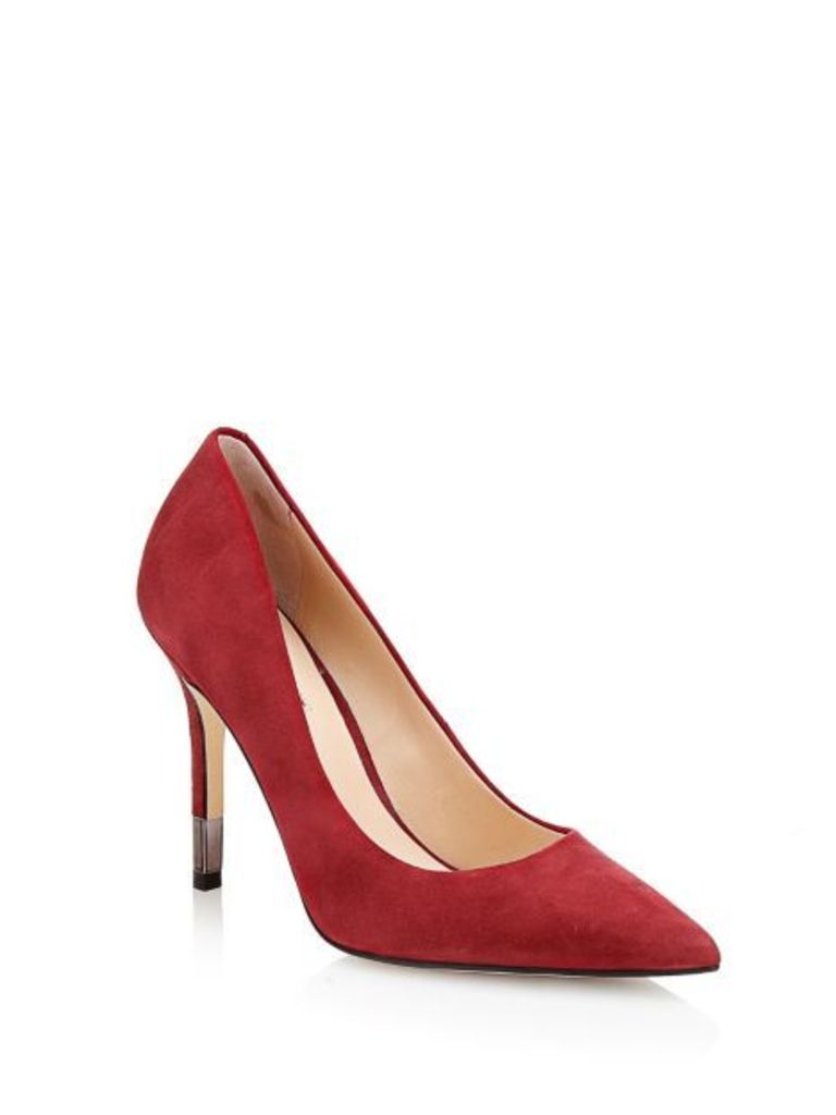 Guess Bayan Suede Court Shoe