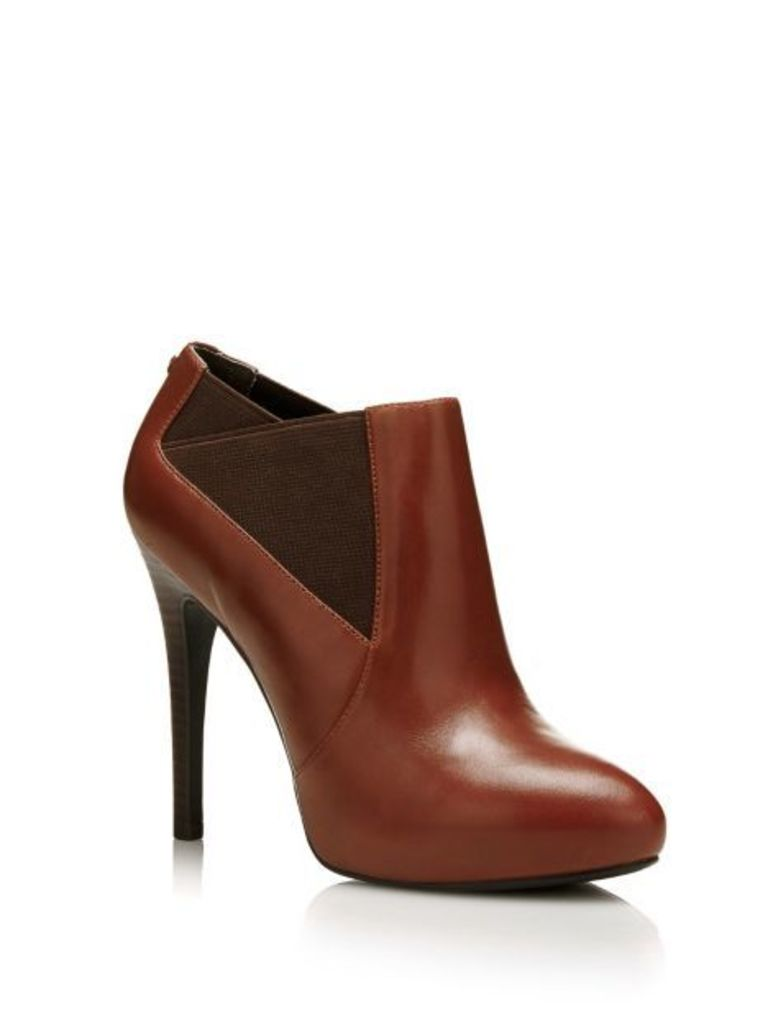 Guess Sindy Leather Ankle Boot