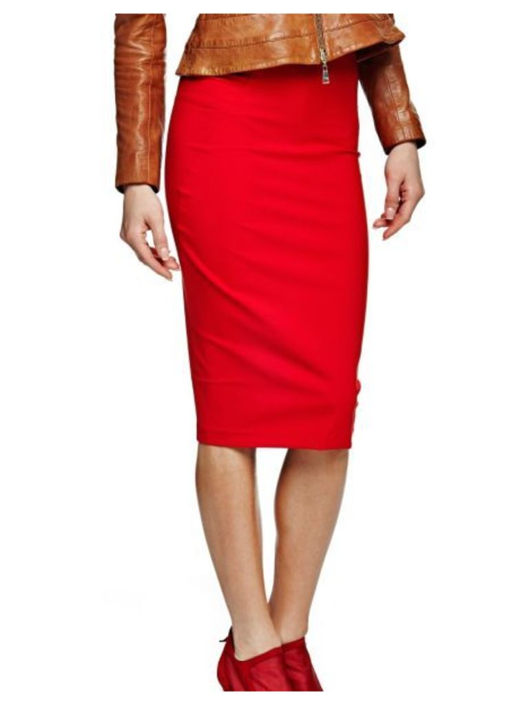 Guess Marciano Calf-Length Skirt