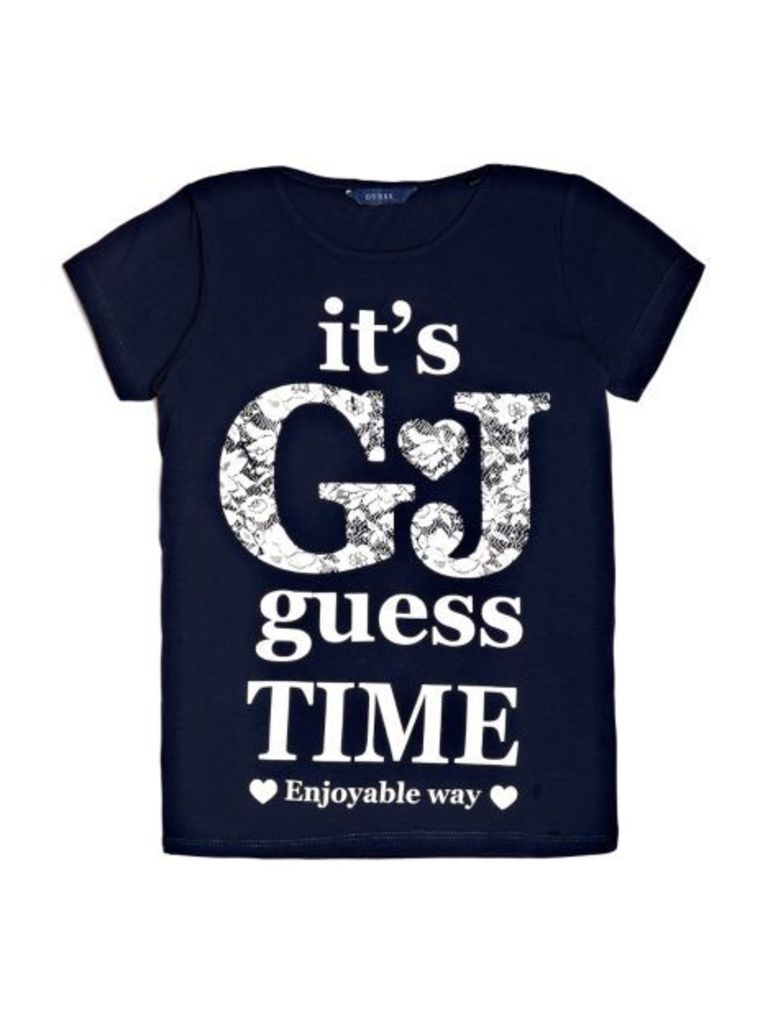 Guess Kids Logo T-Shirt