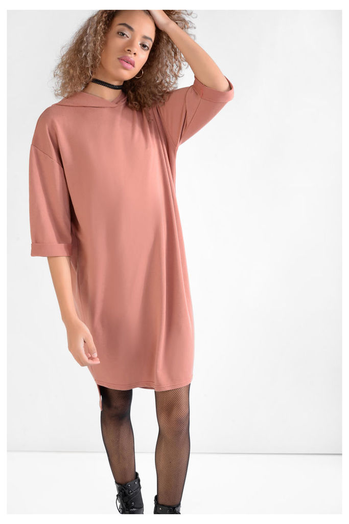 Blush Knitted Dress
