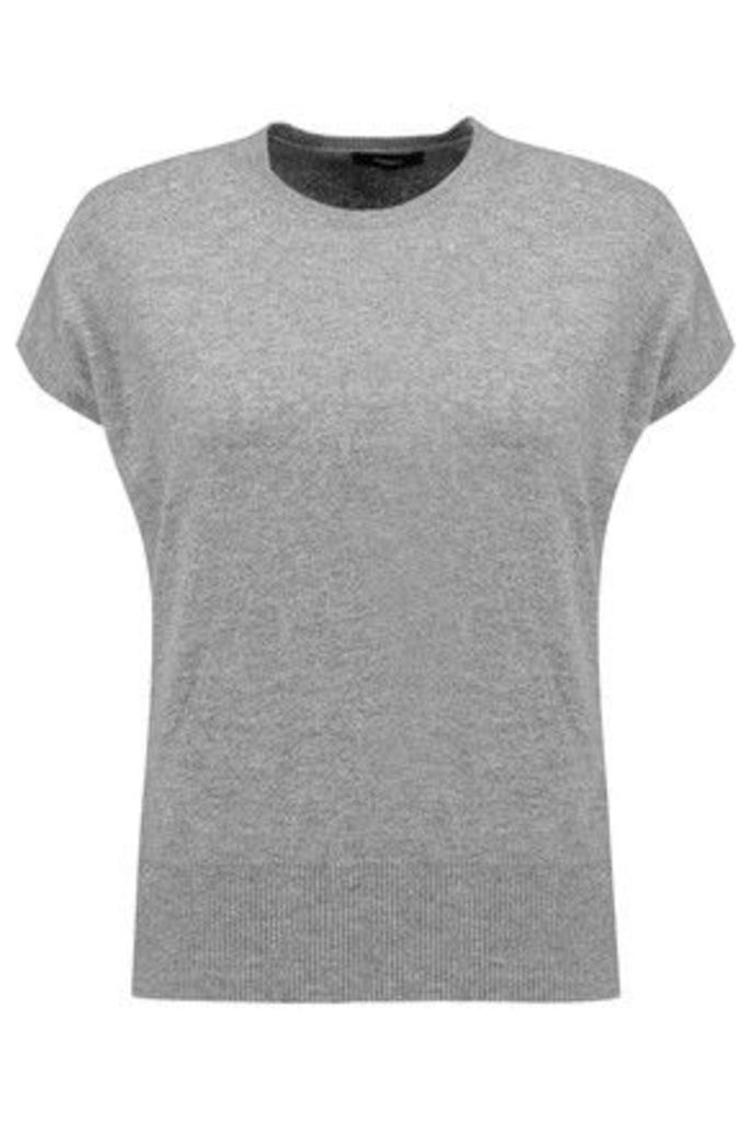 Theory - Arshelle Cashmere Top - Gray