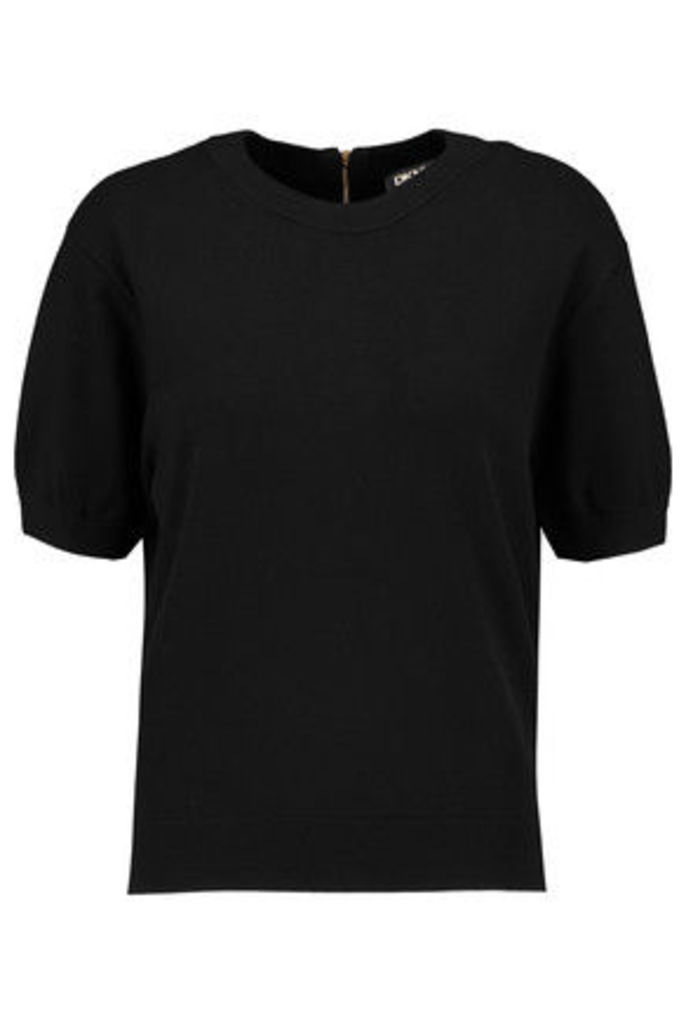 DKNY - Knitted Sweater - Black