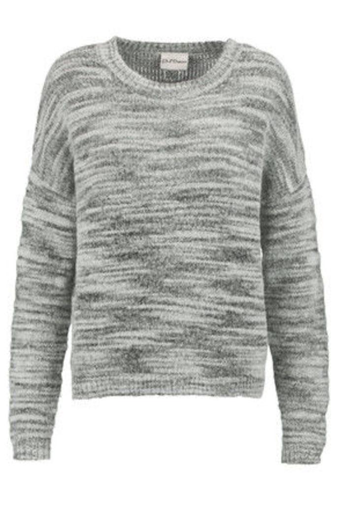 DKNY - Knitted Sweater - Dark gray