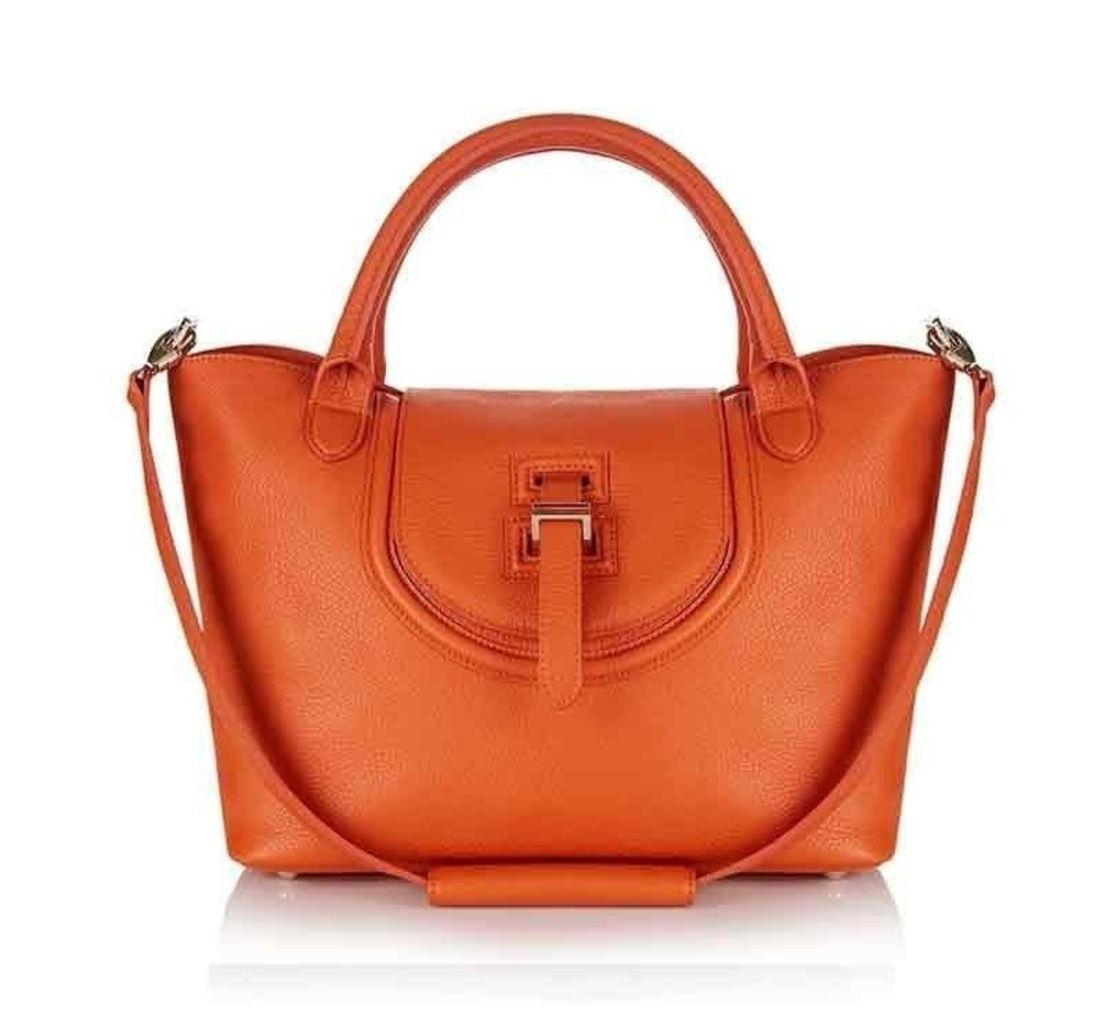 Halo Medium Tote Bag Marmalade