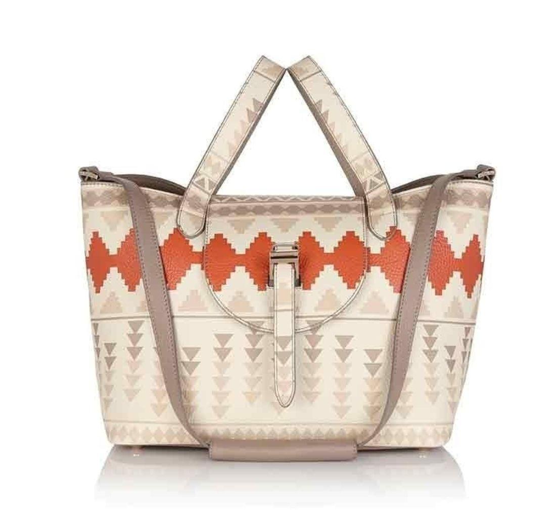 Thela Tote Bag Medium Aztec