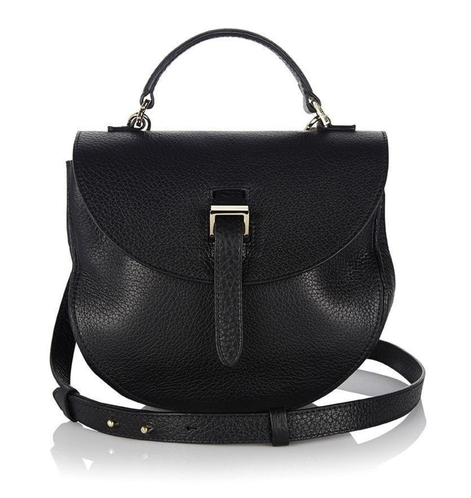 Ortensia Cross Body Bag Black